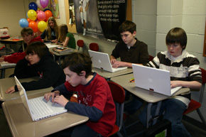 High school looks to expand technology