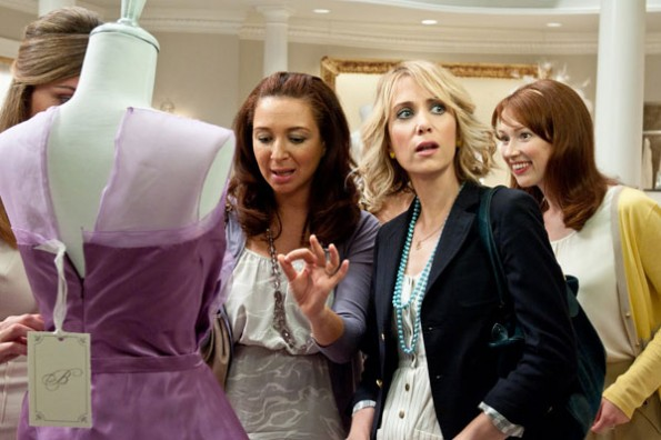 """Bridesmaids"" Is Very Engaging"