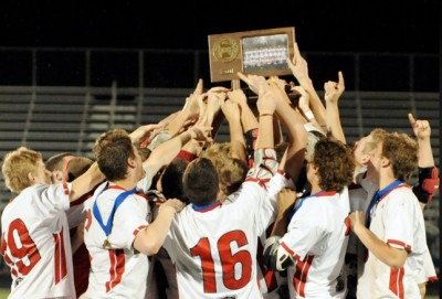 Boys' lacrosse takes home another State championship