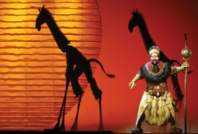 """The Lion King"" to bring pride to the Orpheum"