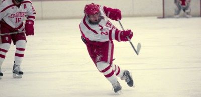 Boys' hockey hopes experience will get them through to State