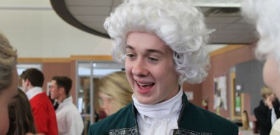 AP Euro students bring  Era of Enlightenment to life