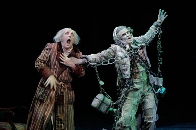 Bah Humbug, Christmas Carol is Back