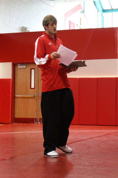 Mr. Sbertoli steps up as new Physical Education teacher