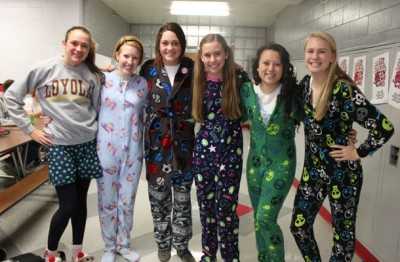 Catholic Schools Week kicks off with pjs and honors