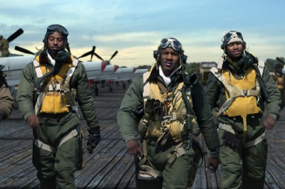 """Red Tails"" is fast to fall out of the sky"