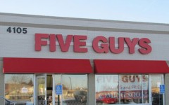 Five Guys earns five stars