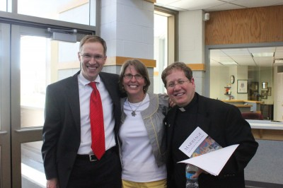 Vocations classes host speakers from the Archdiocese