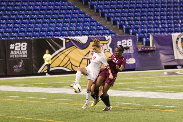 Girls' soccer advances to State final after win in overtime