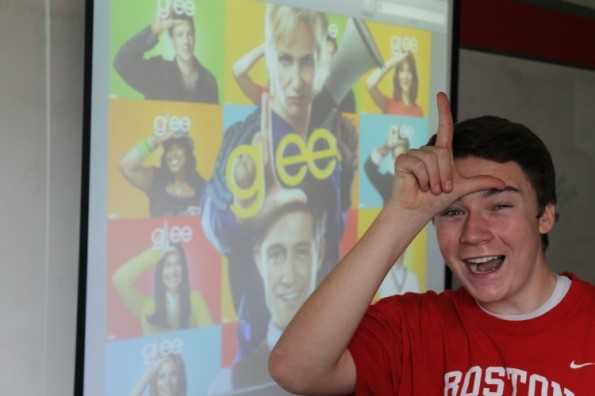 "Confessions of a male ""gleek"""