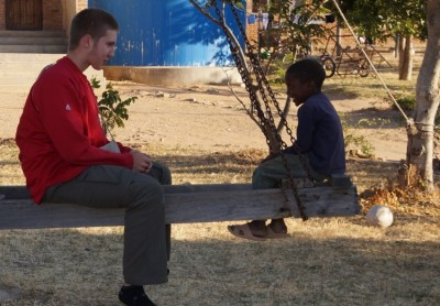 Sophomore travels to Tanzania to serve, experience culture