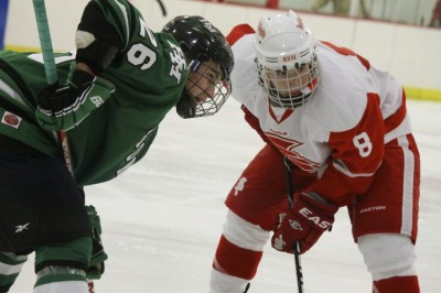 Boys&#8217; hockey falls in rematch of State championship