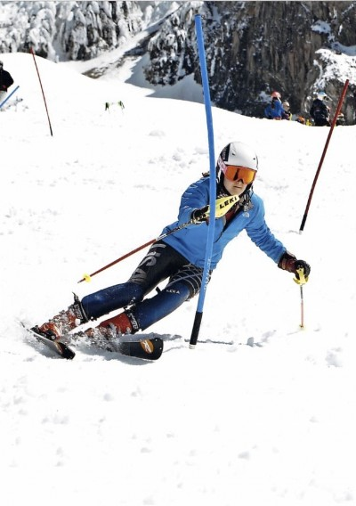 Senior named to Trib's Top 10 female alpine skiers