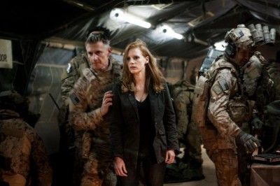 """Zero Dark Thirty"" is thought-provoking and artfully captured"