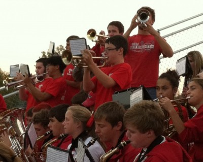 All Conference Band travels to North Branch for performance