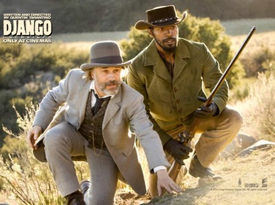 "Tarantino stays true to style in ""Django Unchained"""
