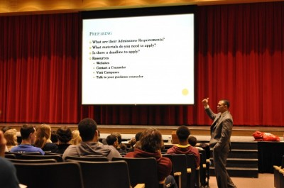 Juniors participate in annual Building Your Future Day