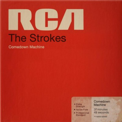 "The Strokes make a strong return on their fifth album, ""Comedown Machine"""