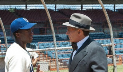 "Sports and racial history make ""42″ a memorable film"