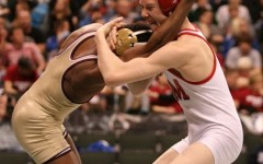 Senior named All-American wrestler