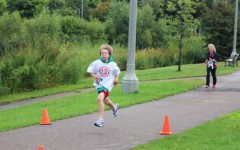 Students participate in 5k to support Jablonski and Bel13ve in Miracles Foundation