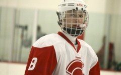 The boys hockey team face a season of rebuilding