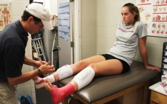 Student athletes face harms of ignoring past injuries
