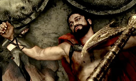 "Filled with blood and gore, ""300"" sequel is action-packed"