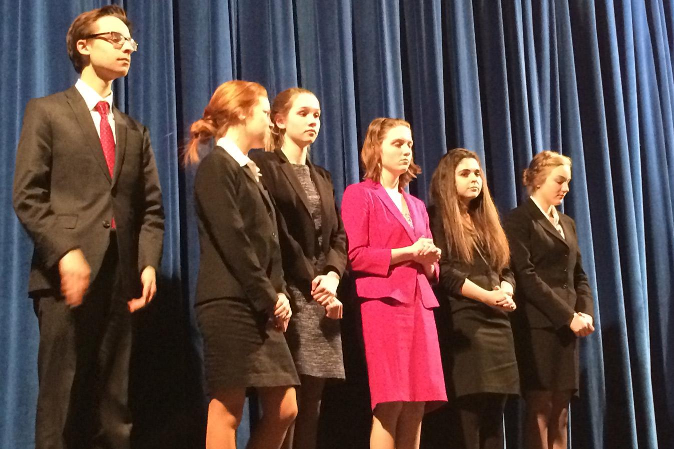 Speech achieves big at conference championship