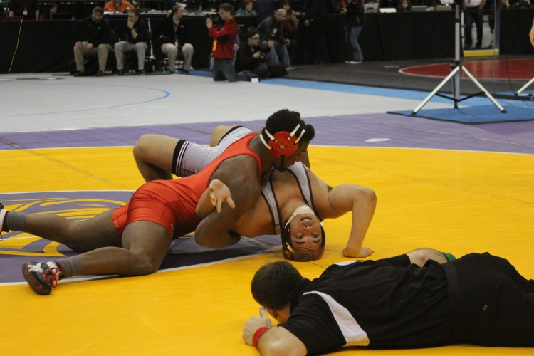 Individual wrestlers find success at state tournament