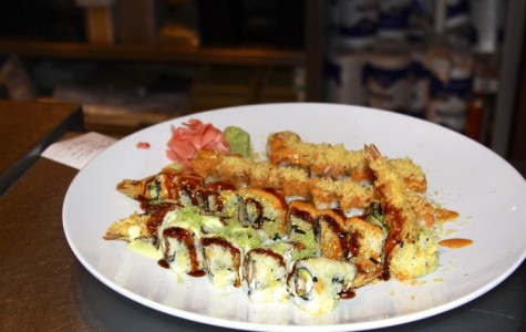 Wakame offers cheap, delicious sushi