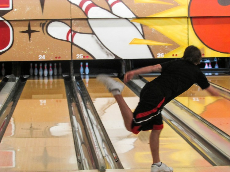 Bowling prodigy: junior achieves perfect score for second time