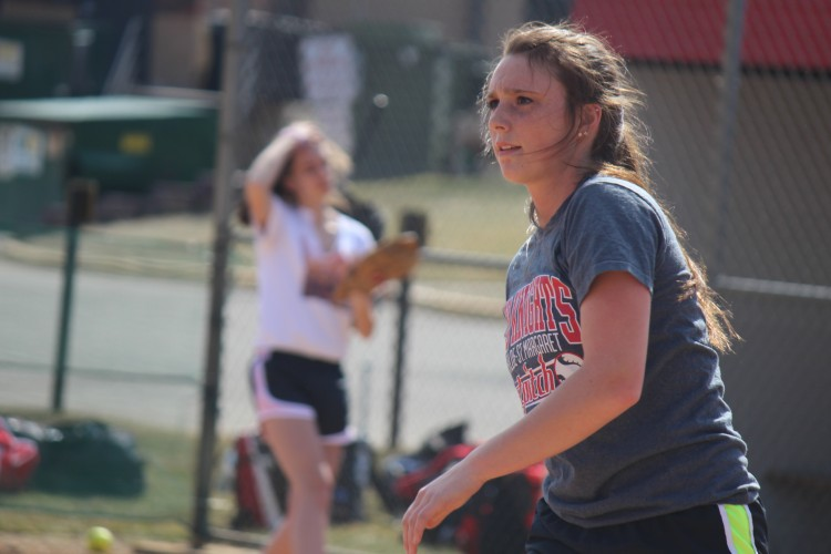 Junior establishes self as premier softball player