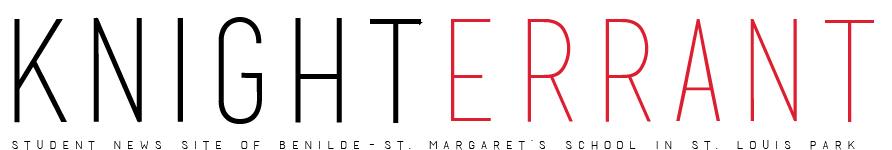 The student news site of Benilde-St. Margaret's School in St. Louis Park, Minnesota.