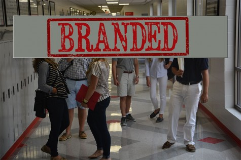 Branded: the real dress code