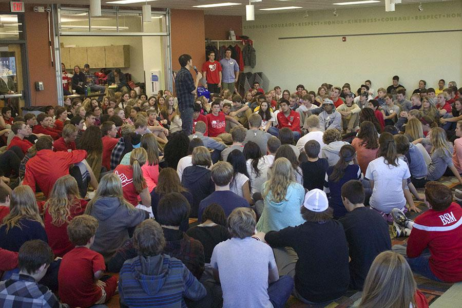 Sophomores attend respect retreat