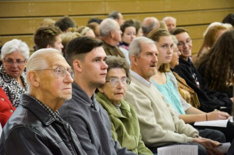 BSM hosts annual grandparent's day mass
