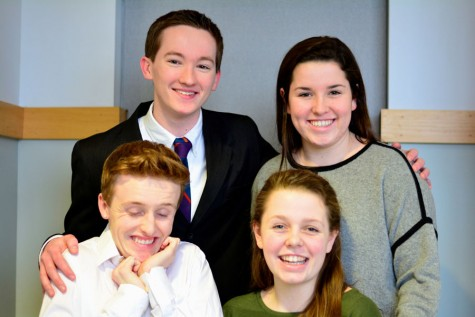 BSM one-act cast and crew to move on to section finals