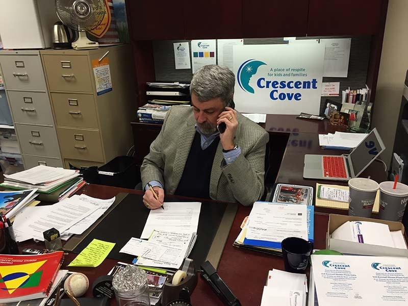 Dr. Bob Tift helps to develop new charity, Crescent Cove