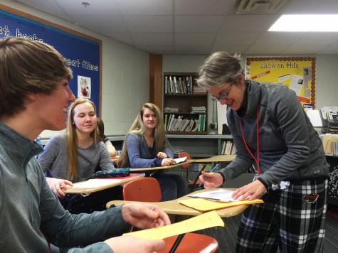 One teacher inducted into twenty year Hall of Honor