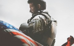 "Bradley Cooper wows in an epic portrayal of Chris Kyle in ""American Sniper"""