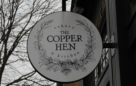 Copper Hen Only Disappoints