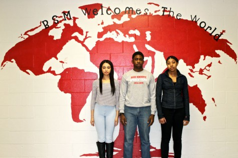 Senior Carly Linder, junior Brandon Banks, and Senior Azzairia Jackson-Sherrod share their experience about being Black at BSM.
