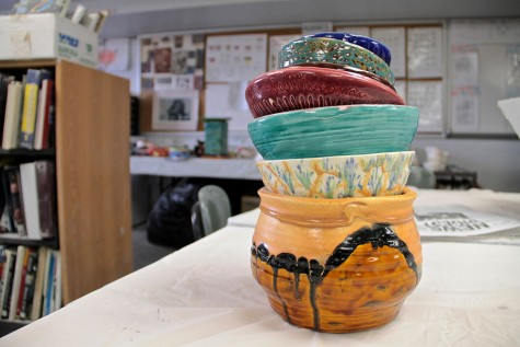 BSM art classes create work for local fundraisers