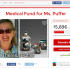 Students continue to donate to the website to alleviate the cost of Ms. Puffer's medical expenses. (photo courtesy of gofundme.com)