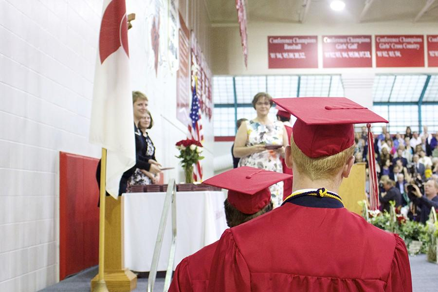 Class of 2015 graduates