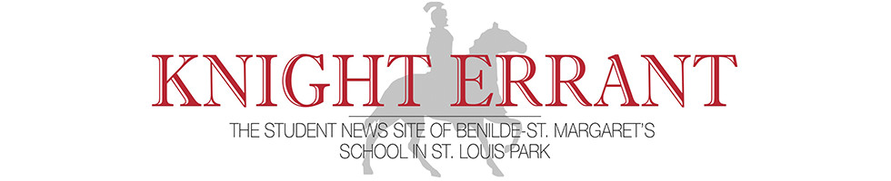 The student news site of Benilde-St. Margaret's School in St. Louis Park, Minnesota.