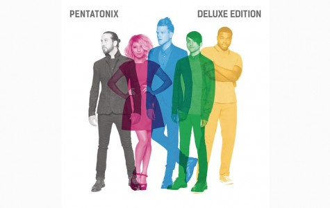 Pentatonix self-titled album consists of original a cappella songs