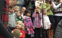 Little Knights big hit at Christmas Liturgy