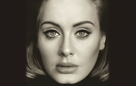 "Adele's Record-breaking  Album ""25"" released"